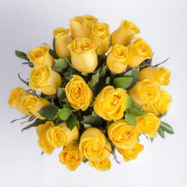 Букет Желтых роз-