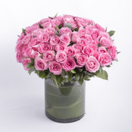 101 Розовых роз