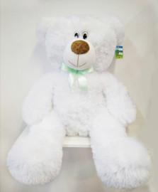Белый медвежонок (85см)