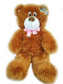 Коричневый медвежонок (70см)