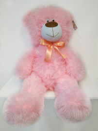 Розовый медвежонок (80см)