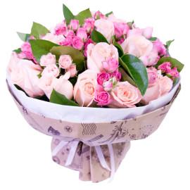 Розовые сны_